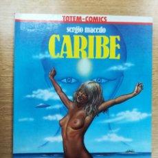 Cómics: CARIBE (COLECCION VERTIGO #6). Lote 105127059