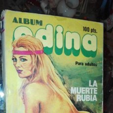 Cómics: ODINA - ALBUM Nº 2. Lote 107202339