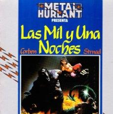 Cómics: COLECCIÓN HUMANOIDES DE METAL HURLANT. 28 ALBUMES. CASI COMPLETA. 1981 - 1989 EUROCOMIC. Lote 108653947