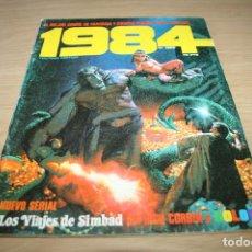 Cómics: COMIC 1984 Nº 10 - TOUTAIN. Lote 109160855
