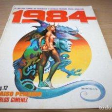 Cómics: COMIC 1984 Nº 9 - TOUTAIN. Lote 109160923