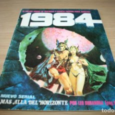 Cómics: COMIC 1984 Nº 8 - TOUTAIN. Lote 109161087