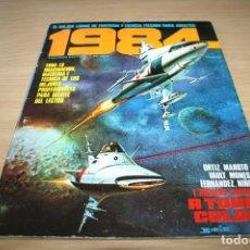 Cómics: COMIC 1984 Nº 6 - TOUTAIN. Lote 109161491