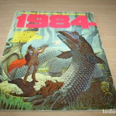 Cómics: COMIC 1984 Nº 4 - TOUTAIN. Lote 109161635