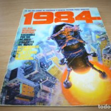 Cómics: COMIC 1984 Nº 2 - TOUTAIN. Lote 109161851