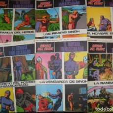 Cómics: EL HOMBRE ENMASCARADO DE BURU LAN COMICS . Lote 109287623
