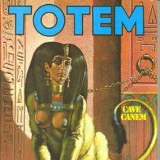 Cómics: TOTEM Nº 32 -TARDI-JEFF JONES-SHUITEN BROS-MOEBIUS-HUGO PRATT-1980-BUEN ESTADO- DIFÍCIL-7656. Lote 109311127