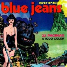 Cómics: SUPER BLUE JEANS. Nº 19. AÑO 1977. Lote 113064470