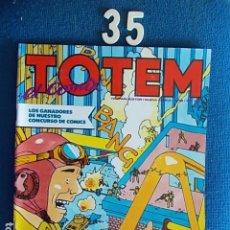 Cómics: TOTEM Nº 35. Lote 113225343