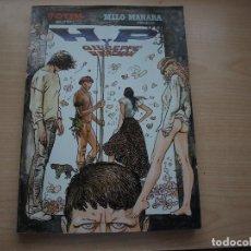 Cómics: H Y P GIUSEPPE BERGMAN - MILO MANARA - TAPA BLANDA - NUEVA FRONTERA. Lote 114059843