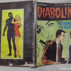 Cómics: TEBEOS Y COMICS: DIABOLIK Nº 16. EVA DENUNCIA A DIABOLIK (ABLN). Lote 115560639