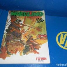 Cómics: COMIC UNDERGROUND WHEELING- TOTEM -NUEVA FRONTERA-1981 HUGO PRATT. Lote 115753623