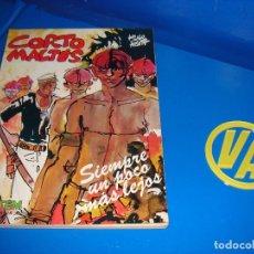 Cómics: COMIC UNDERGROUND CORTO MALTES SIEMPRE UN POCO MAS LEJOS -NUEVA FRONTERA-1981 HUGO PRATT. Lote 115753775