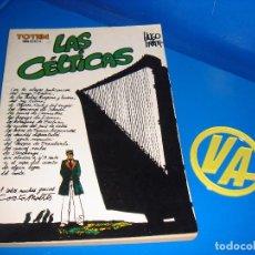Cómics: COMIC UNDERGROUND LAS CELTICAS -NUEVA FRONTERA-1982-HUGO PRATT. Lote 115753831