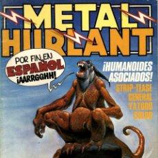 Cómics: METAL HURLANT NÚMERO 1 (NUEVA FRONTERA, 1981). Lote 115798195