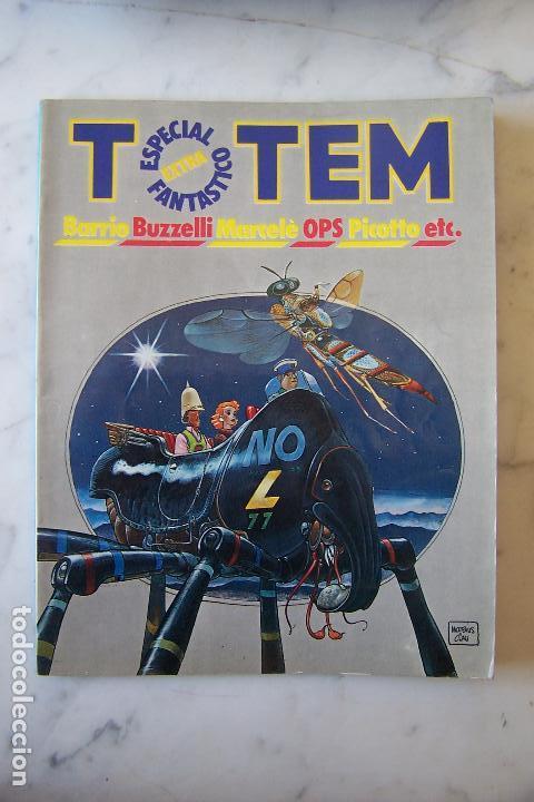 TOTEM ESPECIAL EXTRA FANTÁSTICO Nº 1. TOTEM EXTRA 17. (Tebeos y Comics - Nueva Frontera)