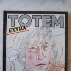 Cómics: TOTEM EXTRA Nº 15. HOMENAJE A JOHN LENNON.. Lote 115816115