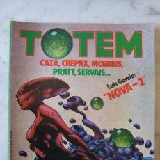 Cómics: TOTEM Nº 35.. Lote 115818863
