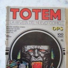 Cómics: TOTEM Nº 6.. Lote 115820035