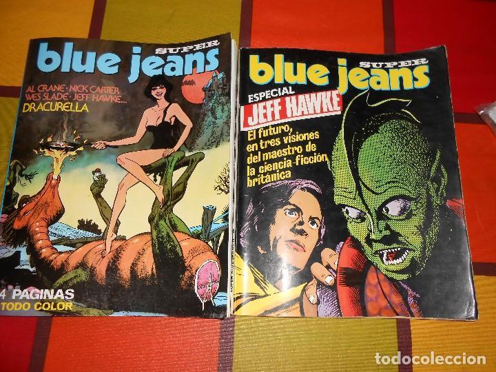 COMICS SUPER BLUE JEANS Nº 24 Y 28. (Tebeos y Comics - Nueva Frontera)