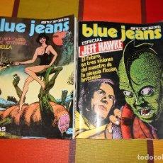 Cómics: COMICS SUPER BLUE JEANS Nº 24 Y 28.. Lote 116218451