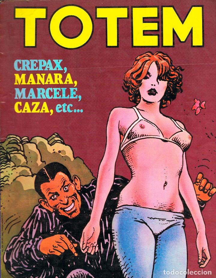 TOTEM Nº 43, PRIMERA ÉPOCA (Tebeos y Comics - Nueva Frontera)