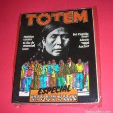 Cómics: REVISTA TOTEM EXTRA Nº 10 ESPECIAL WESTERN NUEVA FRONTERA 106 PÁGS. 1978 . Lote 118518343