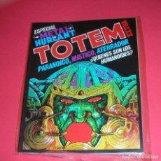 Cómics: REVISTA TOTEM EXTRA Nº 11 ESPECIAL METAL HURLANT NUEVA FRONTERA 106 PÁGINAS 1978 . Lote 118519759