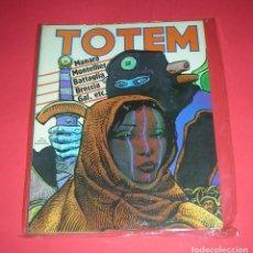 Cómics: REVISTA TOTEM Nº 41 NUEVA FRONTERA BUEN ESTADO . XI-1981 . Lote 118593263