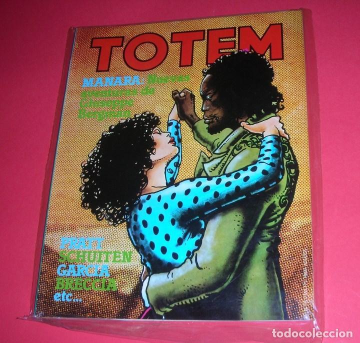 REVISTA TOTEM Nº 38 NUEVA FRONTERA BUEN ESTADO . VIII-1981 (Tebeos y Comics - Nueva Frontera)