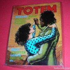 Cómics: REVISTA TOTEM Nº 38 NUEVA FRONTERA BUEN ESTADO . VIII-1981 . Lote 118593535