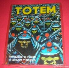 Cómics: REVISTA TOTEM Nº 24 NUEVA FRONTERA BUEN ESTADO . 90 PÁGINAS . I-1980 . Lote 118593607