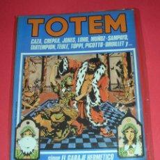 Cómics: REVISTA TOTEM Nº 33 NUEVA FRONTERA BUEN ESTADO . II-1981 . Lote 118593819