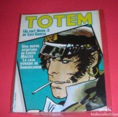 Cómics: REVISTA TOTEM Nº 34 NUEVA FRONTERA BUEN ESTADO . III-1981 . Lote 118593895