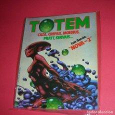 Cómics: REVISTA TOTEM Nº 35 NUEVA FRONTERA BUEN ESTADO . IV-1981 . Lote 118593999