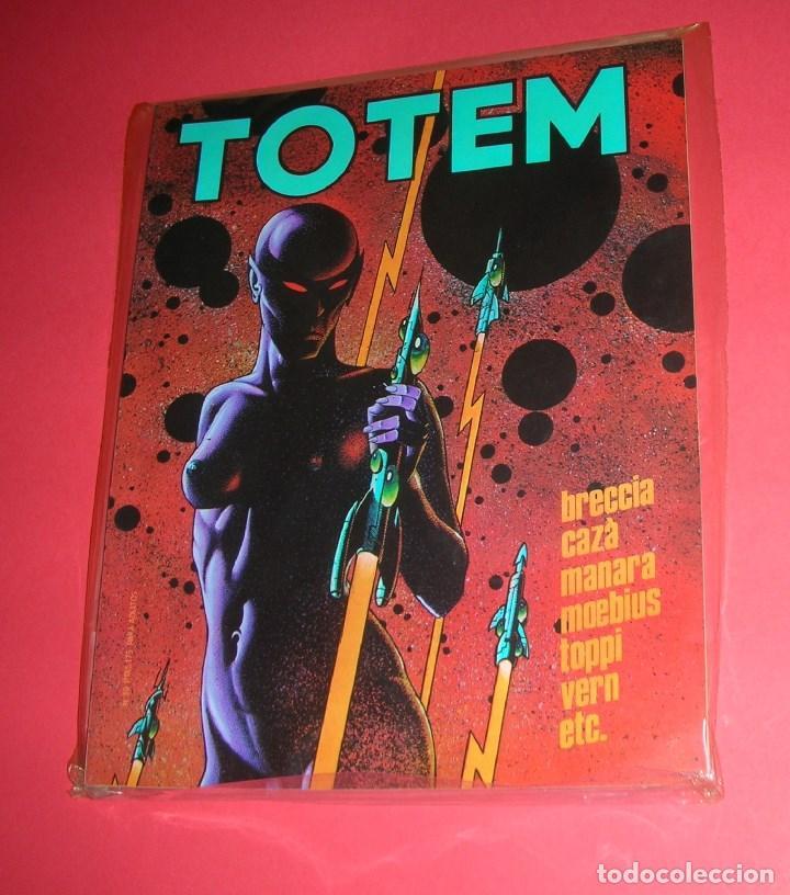 REVISTA TOTEM Nº 39 NUEVA FRONTERA BUEN ESTADO . IX-1981 (Tebeos y Comics - Nueva Frontera)