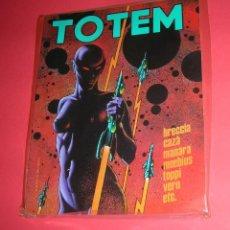 Cómics: REVISTA TOTEM Nº 39 NUEVA FRONTERA BUEN ESTADO . IX-1981 . Lote 118594755