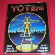 Cómics: REVISTA TOTEM Nº 30 NUEVA FRONTERA BUEN ESTADO . IX-1980 . Lote 118595139