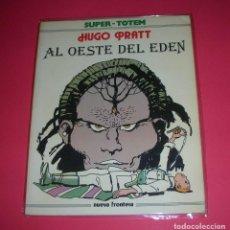 Cómics: CÓMIC SUPER TOTEM Nº 3 AL OESTE DEL EDÉN HUGO PRATT 156 PÁGS. 1979. Lote 118599351