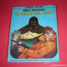 Cómics: CÓMIC SUPER TOTEM Nº 7 EL MONJE DEL TIBET MILO MANARA 1980. Lote 118599391