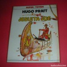 Cómics: SUPER TOTEM Nº 11 JESUITA JOE HUGO PRATT 156 PÁG. 1980. Lote 118599419