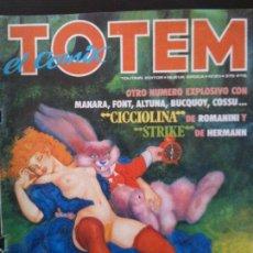 Cómics: TOTEM EL COMIX Nº23. Lote 119201751