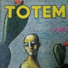 Cómics: TOTEM Nº 9, MOEBIUS, PRATT, CREPAX, SIÓ.. Lote 121174367