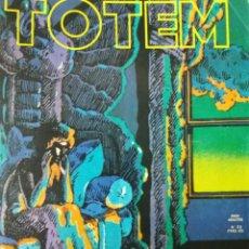 Cómics: TOTEM Nº 22, MOEBIUS, LAUZIER, TOPPI, CREPAX, ALACK SINNER, J. C. MEZIERS. Lote 121177071
