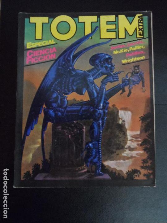 TOTEM EXTRA Nº 21 ESPECIAL CIENCIA FICCION (Tebeos y Comics - Nueva Frontera)