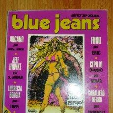 Cómics: SUPER BLUE JEANS. NÚM. 17. Lote 121320667