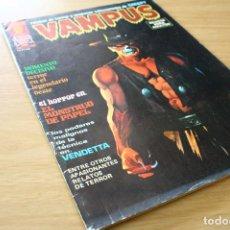 Cómics: VAMPUS 49 - CREEPY GARBO 1975. Lote 121461191