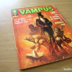 Cómics: VAMPUS 58 - CREEPY GARBO 1976. Lote 121462675