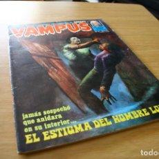 Cómics: VAMPUS 41 - CREEPY GARBO 1975. Lote 121463043