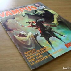Cómics: VAMPUS 39 - CREEPY GARBO 1974. Lote 121463183